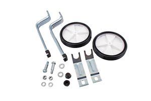 Stützräder aus Kunststoff für Kinderfahrräder 12 - 20 Zoll, Messingschlager, 439982