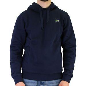 Lacoste Sweatshirt mit Kapuze Herren Dunkelblau (SH2128 KZA) Größe: 3 (S)