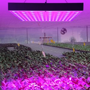 Pflanzenlampe LED Pflanzenleuchte Wachstum Grow Licht Wuchs Gewächshaus für Zimmerpflanzen, Blumen, Gemüse Garten Gewächshaus 45W