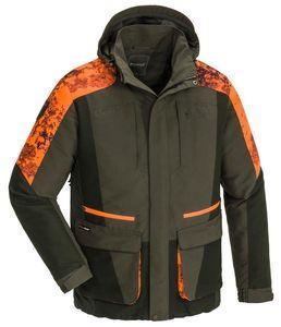 Pinewood 5676 Forest Camou Jacke Moosgrün/Strata Blaze (721) XL