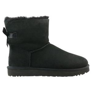 UGG Damen Stiefeletten Boots Stiefel, 1016501, Größe:39, Farbe:Schwarz, Herstellerfarbe:black