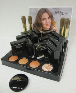 Bellissima Compact Earth Powder Nr. 2, Puder-Dose 7,5 g