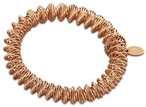 Lotus Style Damen Armband dehnbar LS1525-2/3 golden 21 cm