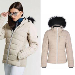 Dare 2b -  Damen Winterjacke Curator Jacket - macchiato, Damengröße:34/XS