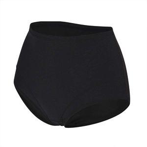 Miss Perfect TC Shapewear Damen - Bauchweg Unterhose Damen (S-XXL) Figurformende Unterwäsche - Seamless Miederhose Bauch weg - Light Control, Farbe:Schwarz (BK), Größe:XL