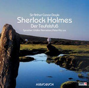 Sherlock Holmes, Der Teufelsfuß, 1 Audio-CD