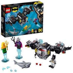 LEGO® DC Universe Super Heroes™ Batman™ im Bat-U-Boot, 76116