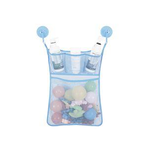 45 * 33 cm Baby Spielzeug Netzbeutel Bad Badewanne Puppe Veranstalter Absaugung Bad Bad Spielzeug Zeug Netz Baby Kinder Bad Badewanne Spielzeug Bad Spieletasche Kinder