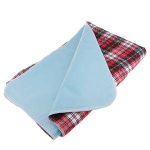 Wasserdichte, Waschbare Matratzenschutz Auflage saugfähige Inkontinenz M