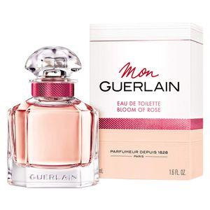 Guerlain Mon Guerlain Bloom of Rose Eau de Toilette für Damen 50 ml