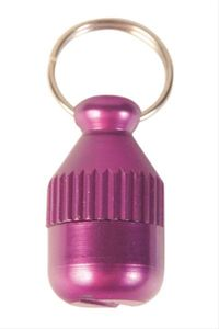 Adressanhänger Metall TRIXIE farbig