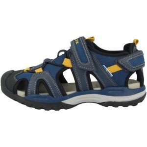 Geox Borealis Jungen Sandale in Blau, Größe 30