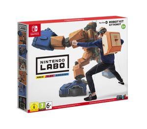 Nintendo LABO Robot Kit, Set, Nintendo Switch, Mehrfarben