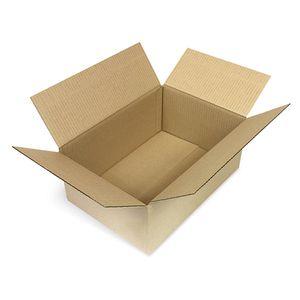"""25 Faltkartons 350 x 240 x 150 mm, 1 wellige Kartonverpackungen """"KK 70"""""""