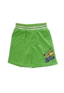 Minions Bermuda kurze Hose Shorts Grün, Größe:98