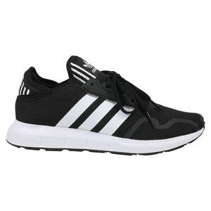 adidas Originals Swift Run X Junior Kinder Sneaker Schwarz/Weiß (FY2150) Größe: 37,3333333333333