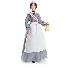 Barbie Signature Inspiring Women Florence Nightingale Barbie Puppe
