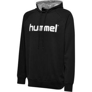 hummel hmlGO Baumwoll Logo Hoodie black L