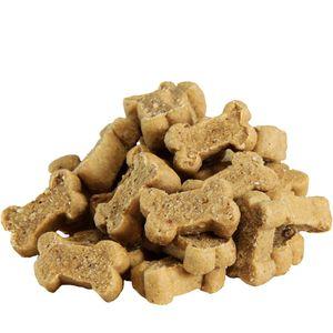 Mini Soft Knochen mit Strauß & Kartoffel - Glutenfrei -