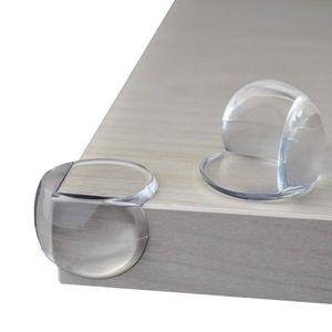 Premium Kantenschutz & Eckenschutz für Kinder & Baby, plus 6 Gratis Klebepads, Stoßschutz extra weich für Tisch & Möbel Ecken, Schutz für Kanten, Kindersicherung, Transparent (12)