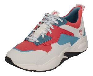 TIMBERLAND Damen Sneakers DELPHIVILLE A234E801 dk pink, Größe:39 EU