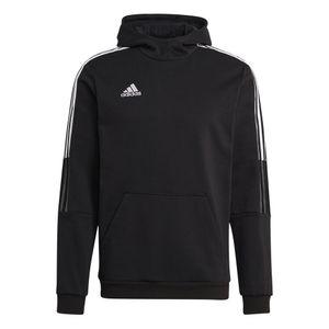 Adidas Tiro 21 Sweat Hoodie Kinder schwarz : 116 Größe: 116