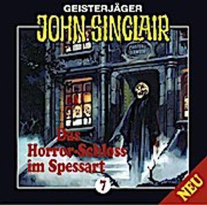 Sinclair,John Folge 7-Das Horror-Schloss im Spessa