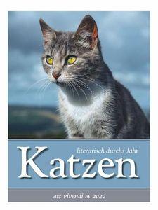 Katzen - literarisch durchs Jahr 2022