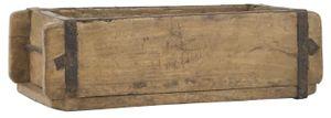 Laursen Ziegelform Unika alte Backsteinform 2344-00 Holz Box Kiste Halter 1-Fach
