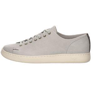 UGG Herren Sneaker Sneaker Low Leder grau 45