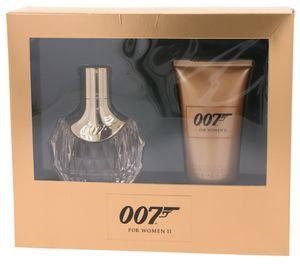 James Bond 007 for Women II Set 30 ml Eau de Parfum EDP & 50ml Body Lotion