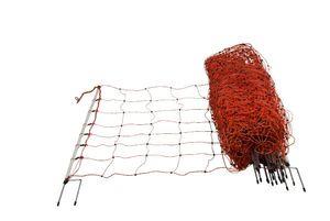 horizont horinetz Super Netz für Schafe, 90cm, 50m, Doppelspitze | Schafnetz