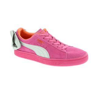 Puma Mädchen Sneakers in der Farbe Rosa - Größe 39