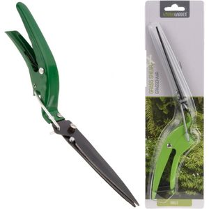 GKA Grasschere Rasenschere Rasenkanten schneiden robust Rasenkantenschere Gartenschere