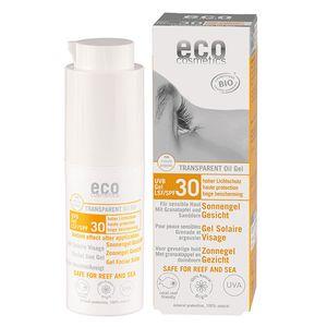 eco cosmetics Sonnengel Gesicht LSF30 30ml
