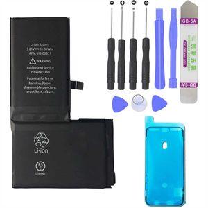 Power Akku Für iPhone X Battery Batterie 2716mAh APN:616-00351 (Produktion 2021)