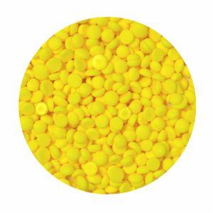 TrendLight - Wachsfarbe für Kerzen Neon gelb für 1kg Wachs - Qualitätsfarbe zum Kerzen einfärben für Paraffin, Stearin, Kerzengel und Kompositionswachs