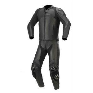 Alpinestars Gp Plus V3 Graphite Leather Black 54