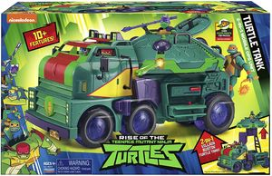 Jazwares TRL- Turtle Tank Mobile Kommandozent