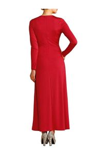 APART Kleid m. Raffungen, rot Kleider Größe: 34