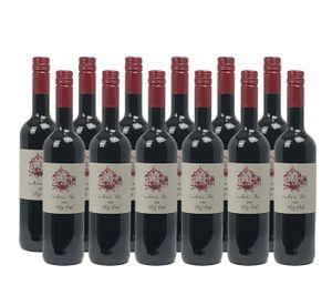 Rotwein Mosel Big Oak Weingut Markus Burg Qualitätswein trocken und vegan (12x0,75l)