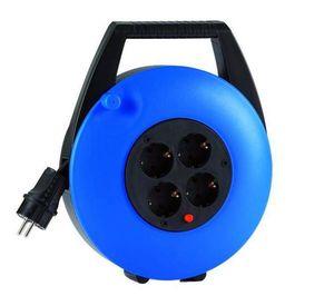 HEDI KBB10T Kabelbox 10 m für den Innenbereich, blau 6 Stück ***NEU**