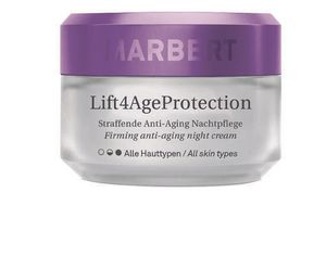 Marbert Lift 4 AgeProtection femme/women, Firming Anti Aging Night Cream 50 ml