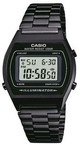 Casio Uhr Collection Retro B640WB-1AEF Digitaluhr schwarz Armbanduhr
