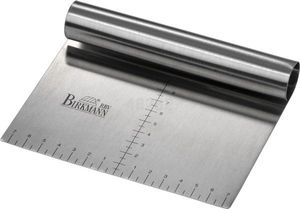 RBV Birkmann Teigkarte mit Skallierung 15x12 cm Edelstahl