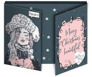 Adventskalender Fesh! Beauty für Beautynistas von Nagellack bis Lipgloss