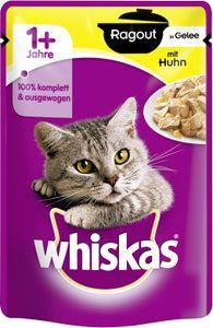 Whiskas 1+ Ragout in Gelee mit Huhn (85 g)