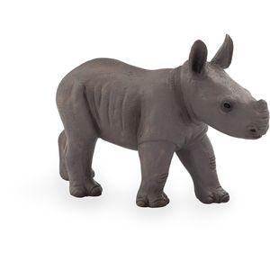 Mojo 387247 Animal Planet Nashorn-Baby laufend ca. 7 x 2 x 5,5 cm