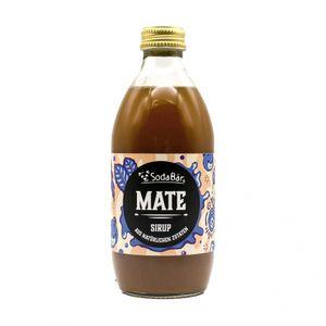 Natural Mate-Sirup > Der natürliche Soda-Sirup by Sodabär