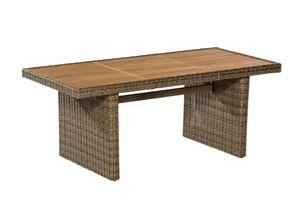 Toskana Tisch, natur